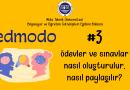 Edmodo'da Ödevler ve Sınavlar Nasıl Hazırlanır, Nasıl Paylaşılır?